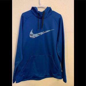 Men's Dri Fit Nike sweatshirt hoodie NWOT